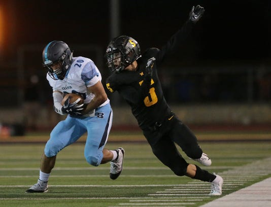 This Week S High School Football Schedule And Standings Sept 28 29