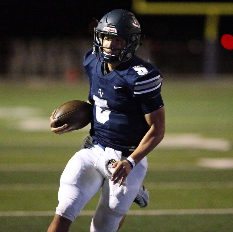 El Paso high school football: Del Valle too much for Eagles in home win