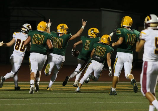 Moorpark Simi Valley Football 10