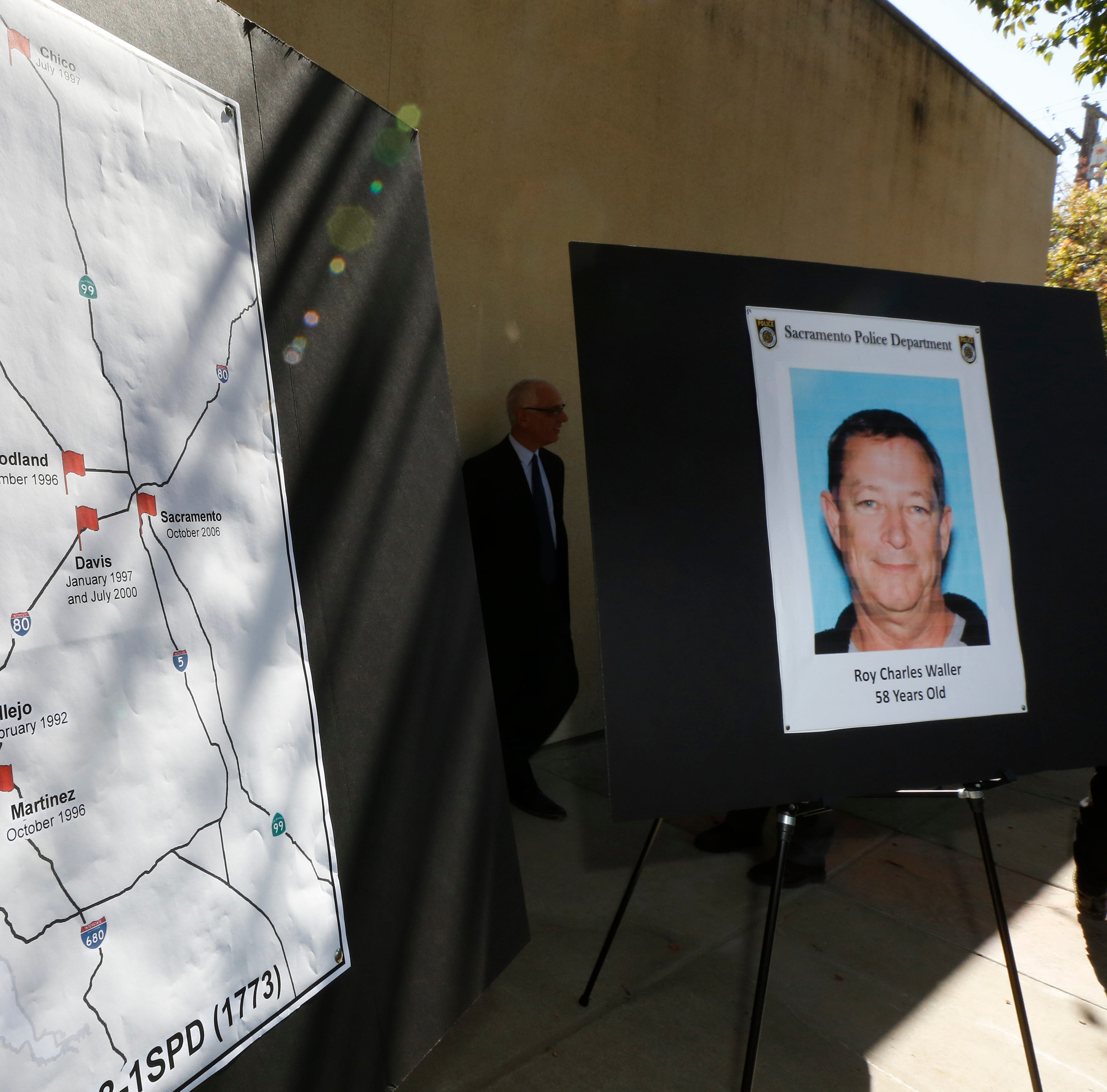 California man arrested in 10 NorCal Rapist cold cases