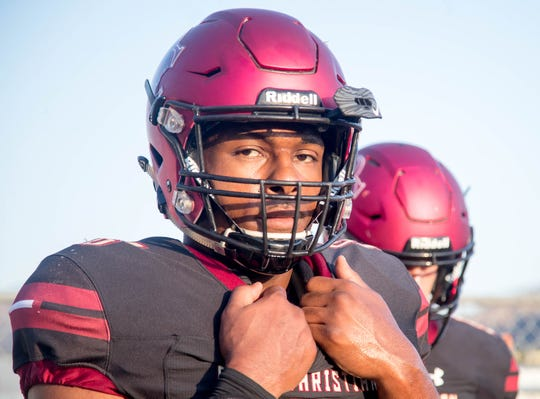 Oaks Christian's Kayvon Thibodeaux isn't just the top defensive player in the area, he may be the best high school player in the nation.