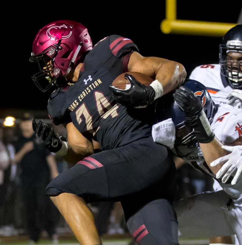 The Star's High School Football Rankings after Week 5