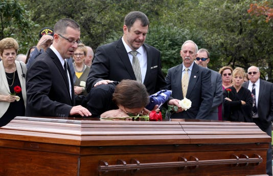 Mark Gado Funeral