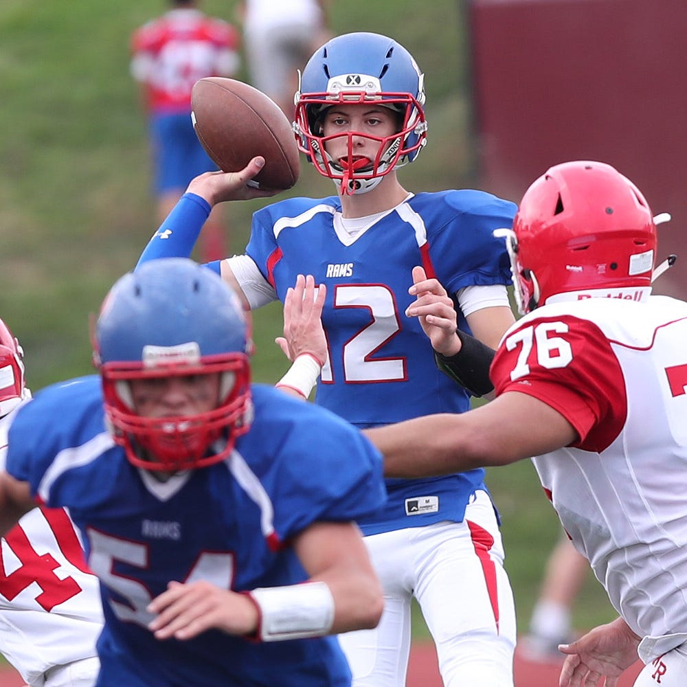 Video: Carmel defeats North Rockland 27-0