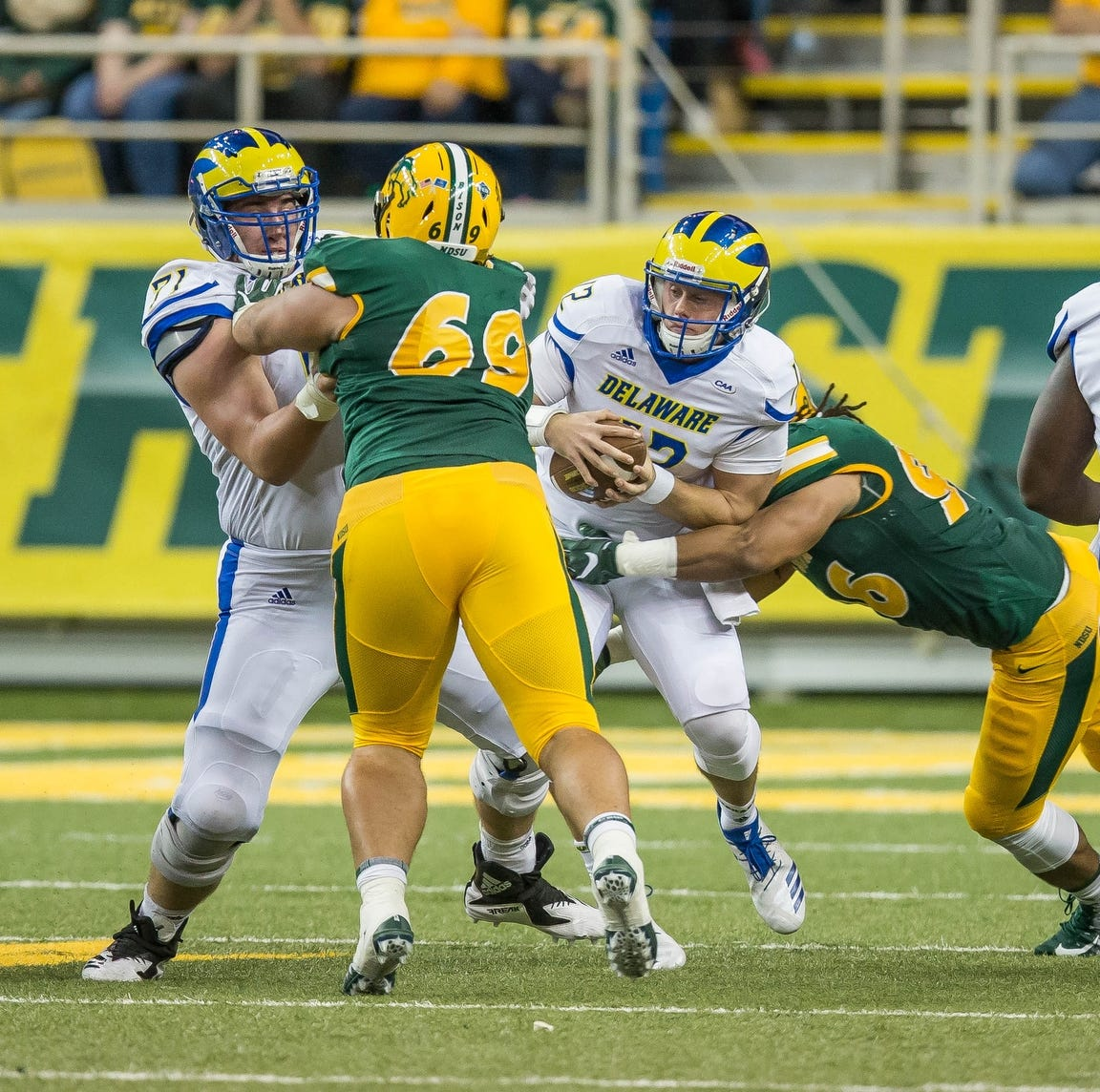 Delaware-North Dakota State 5 Takeaways: Blue Hens had to be better