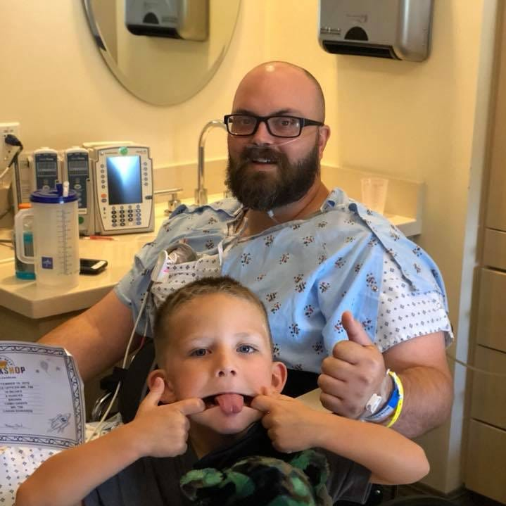 Wichita Falls Police officer Tim Putney undergoes second surgery, faces 'long road ahead'