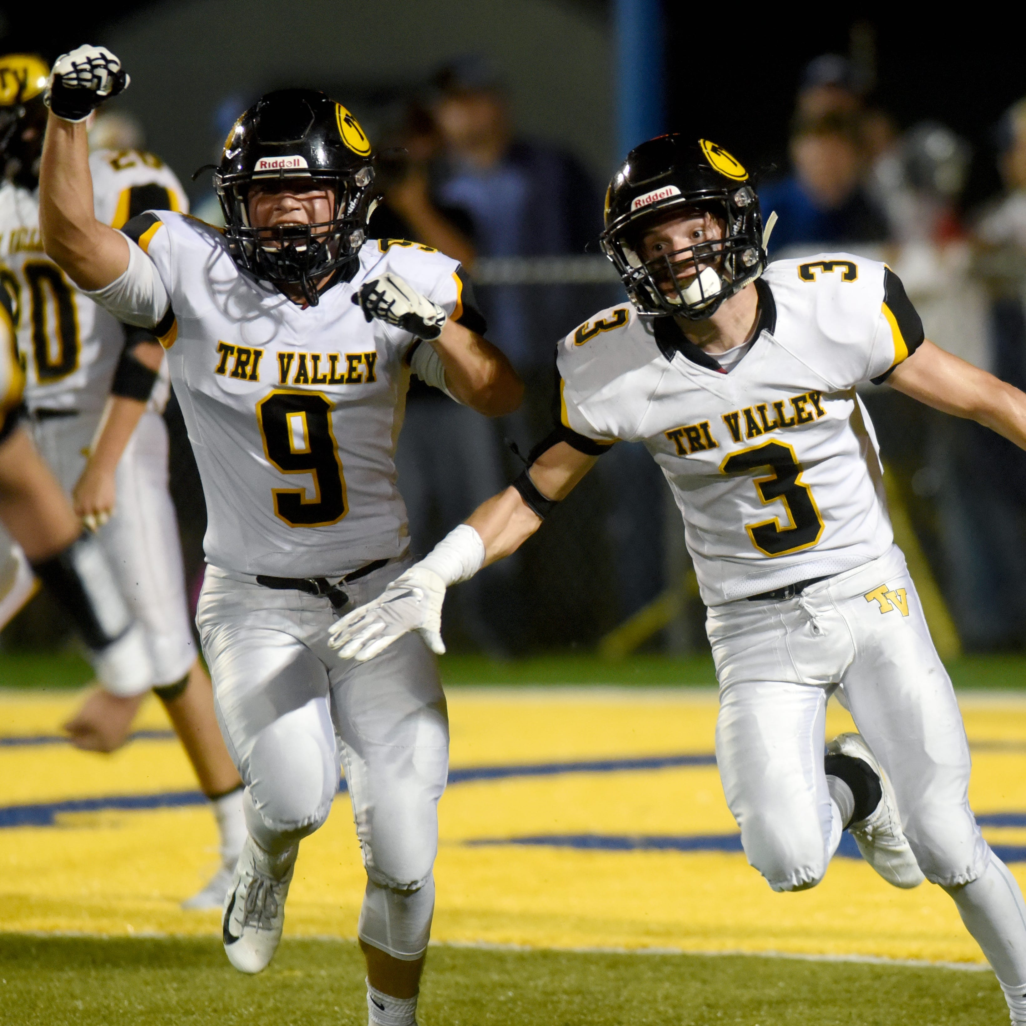 Still standing: Tri-Valley stays unbeaten, but it wasn't easy