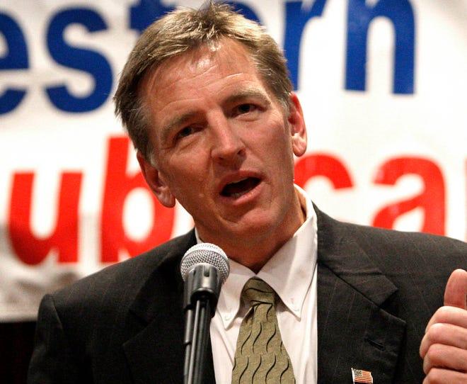 Republican Rep. Paul Gosar.