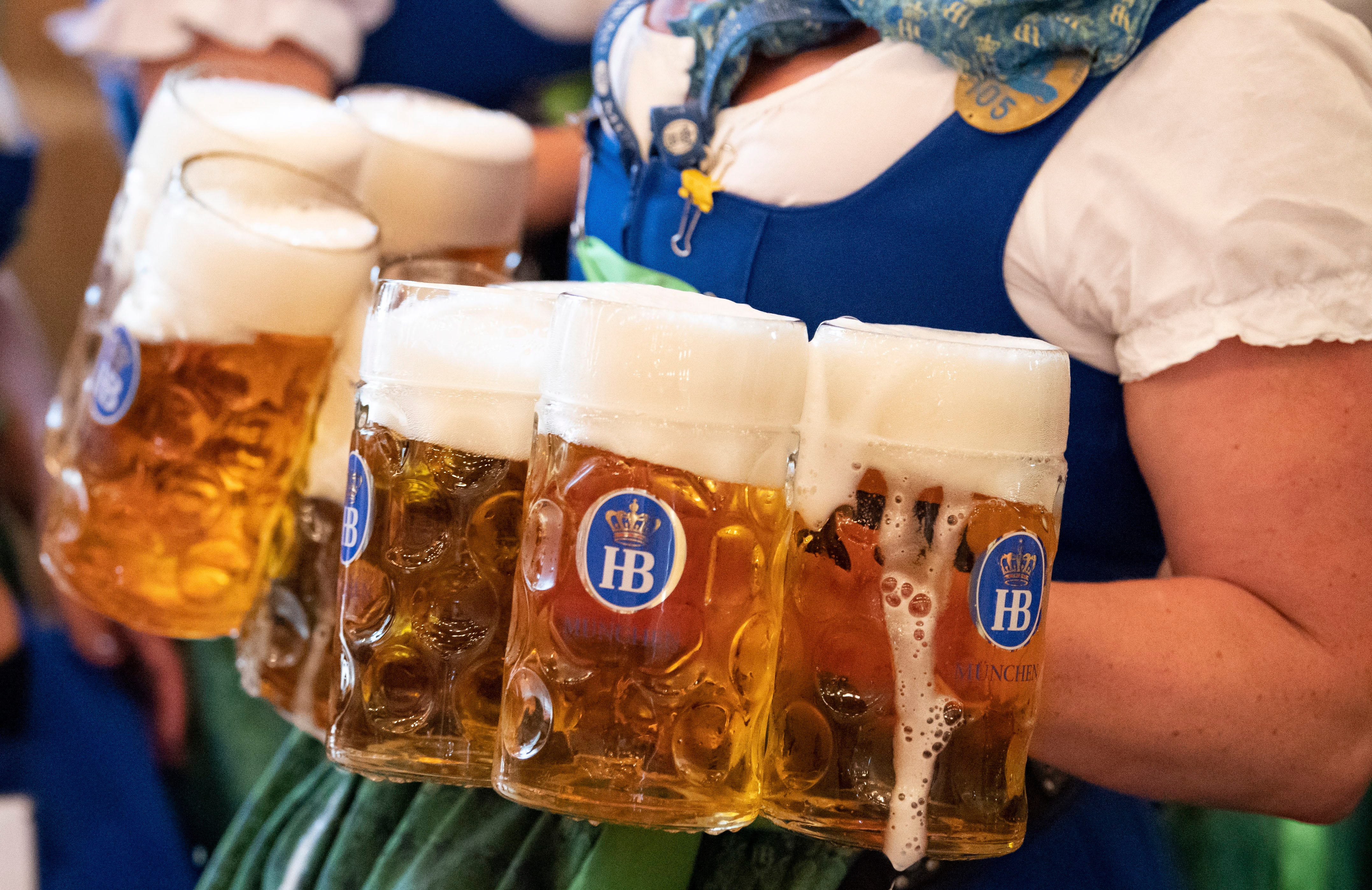 Germany Oktoberfest 2020 canceled in face of coronavirus pandemic