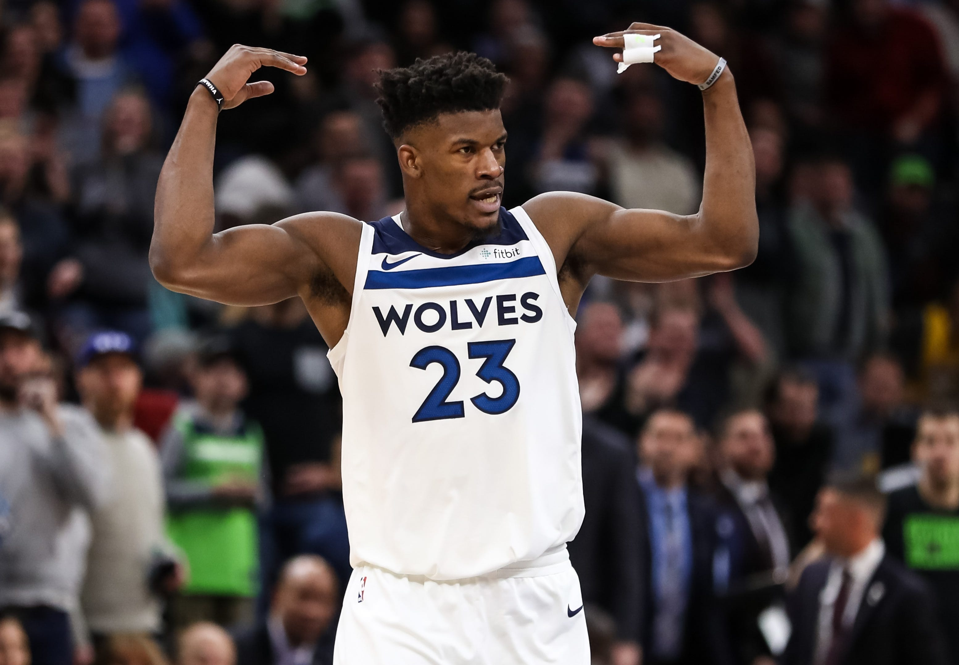 Jimmy Butler T Wolves Owner Coach At Odds Over Potential Trade