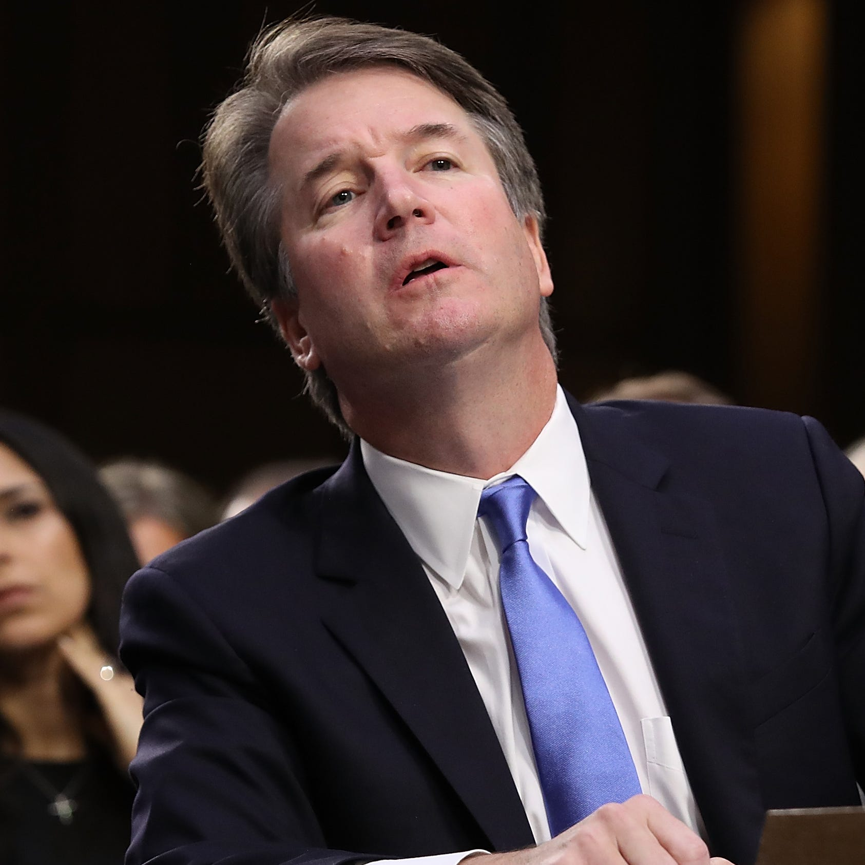 Kavanaugh case exemplifies Democrats' mob mentality: Letter
