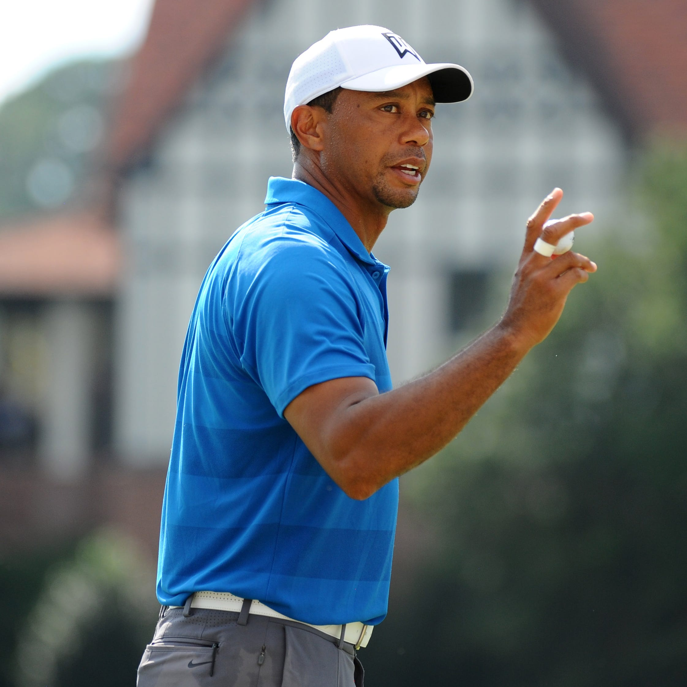 Tiger Woods has very rarely squandered a 54-hole...
