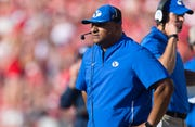 BYU head coach Kalani Sitake won the Week 3 Amway Coach's Call of the Week.