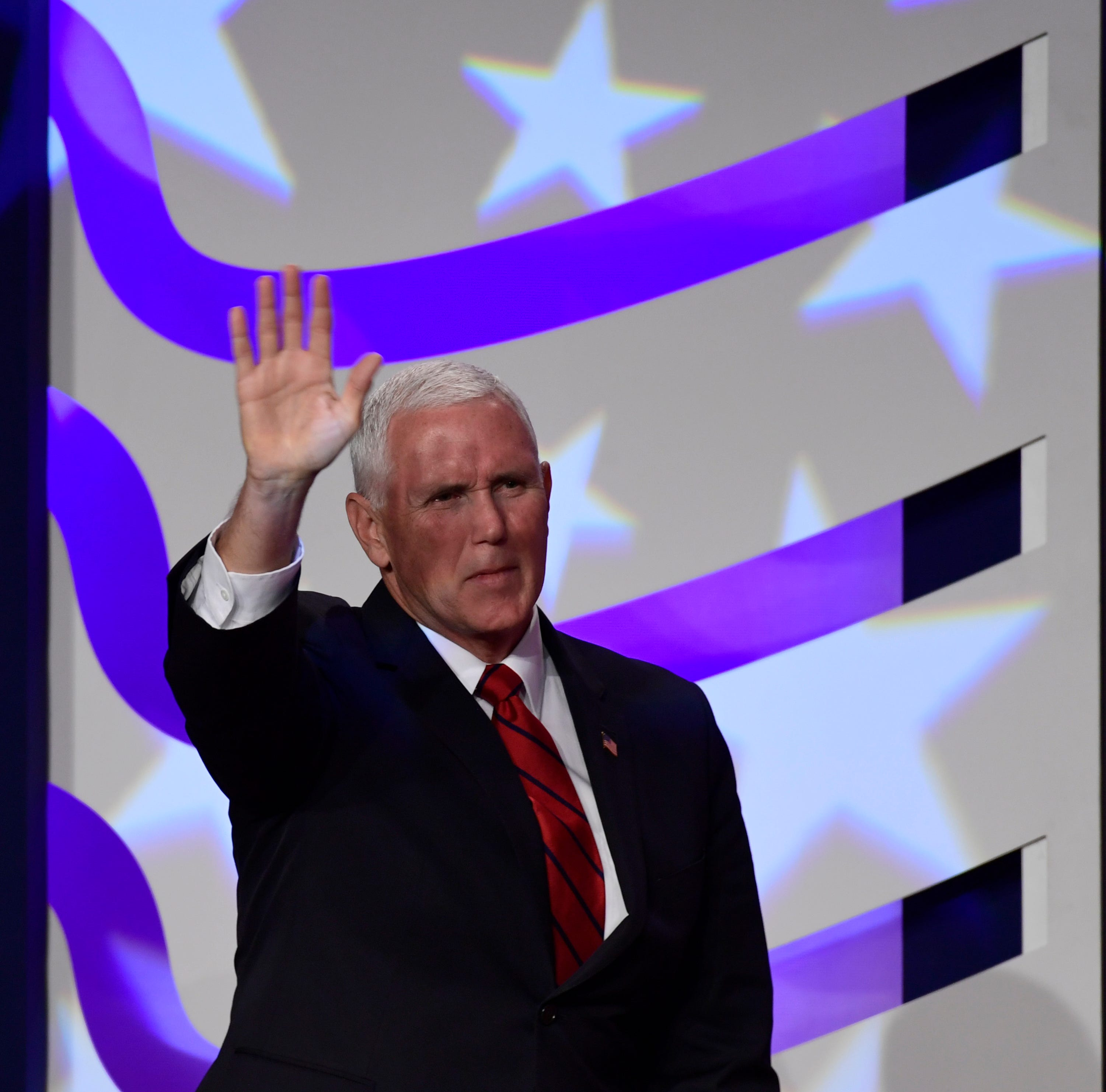 Mike Pence warns Christian conservatives against complacency in midterm elections