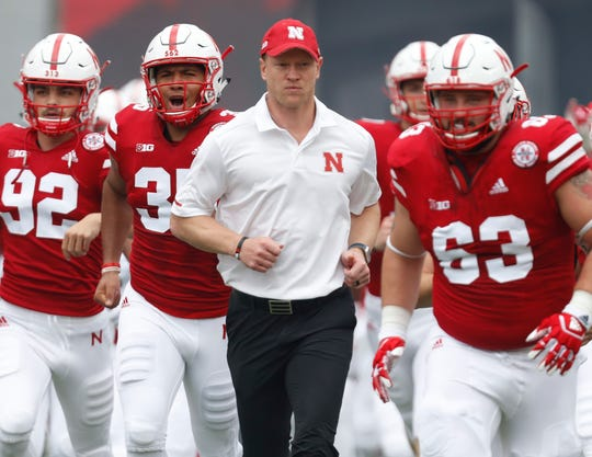 Scott Frost and Nebraska are off to an 0-2 start.