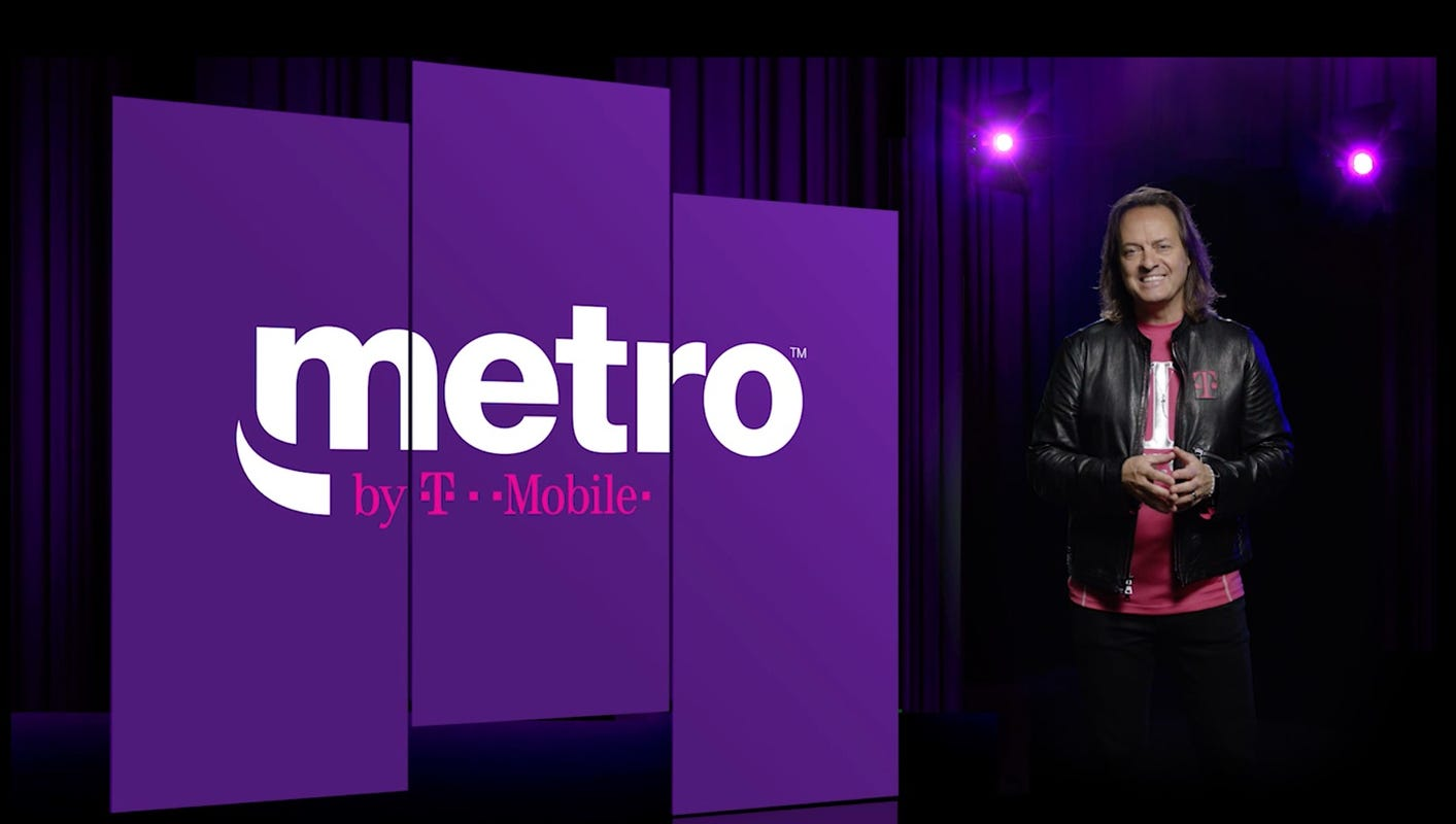 Metro by T-Mobile adds unlimited wireless bonus: Amazon