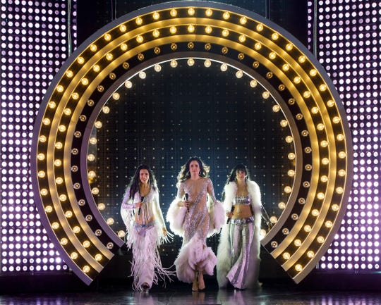 "Teal Wicks, Stephanie J. Block and Micaela Diamond star in ""The Cher Show,"" hitting Broadway this fall after a run in Chicago."