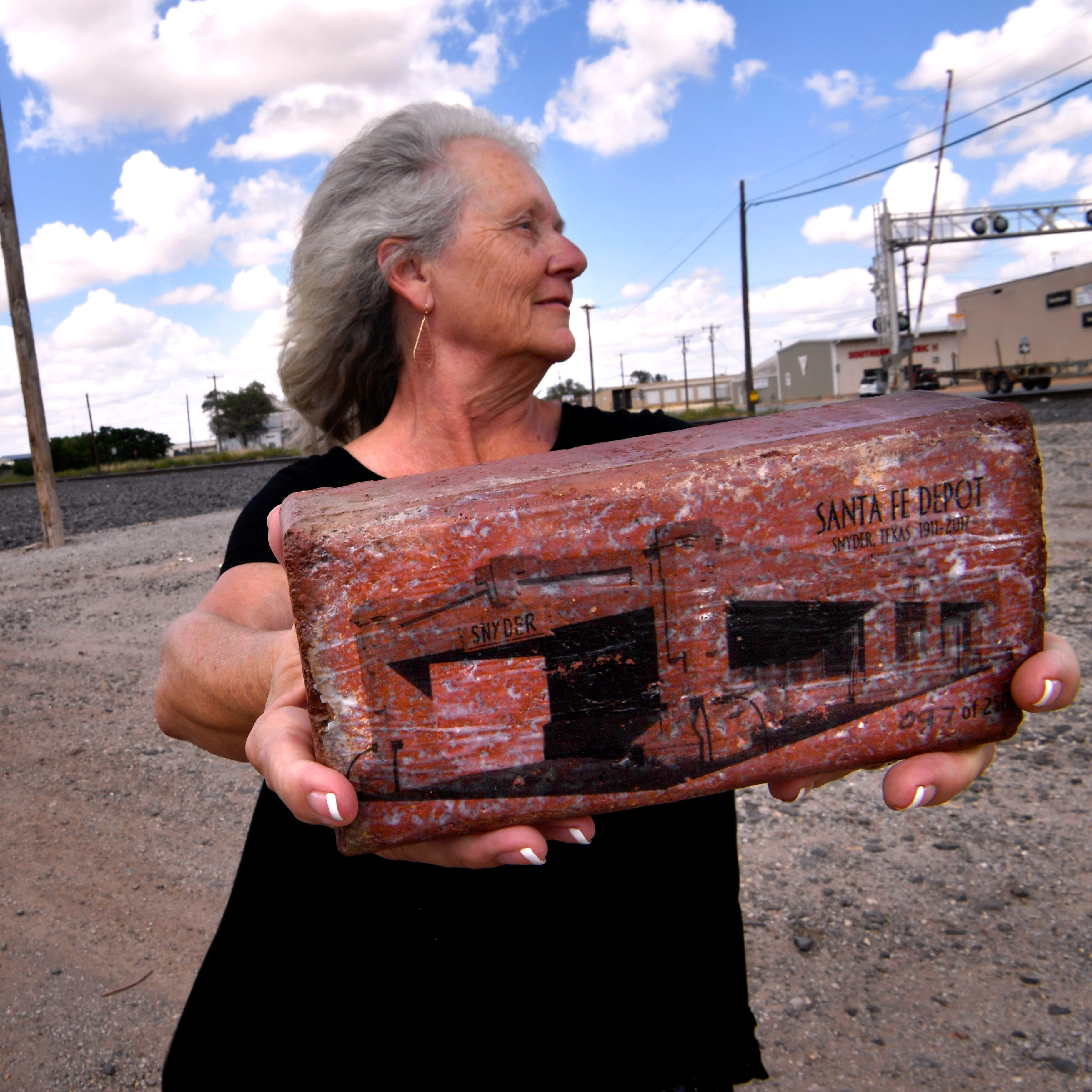Snyder Depot lives on in memory and film