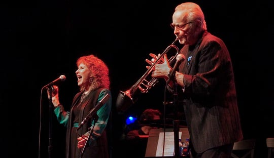 During their shows, Lani Hall and Herb Alpert each perform medleys from their old hitmaking bands, Sergio Mendes and Brasil '66 and the Tijuana Brass, respectively.