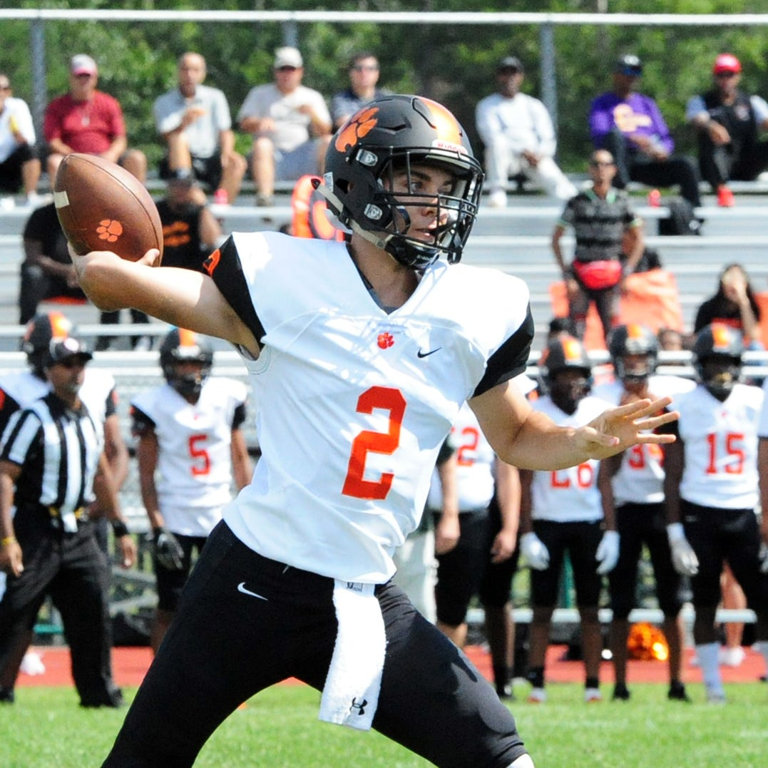 South Jersey Football: Kargman sets single-game yards record in No. 2 Wilson's win