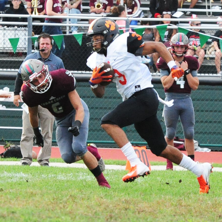 South Jersey Football Mean 15 rankings for Sept. 23