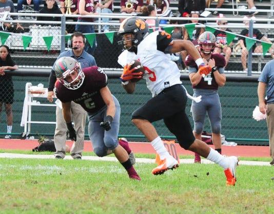 Wilson Vs Cedar Creek Football 18