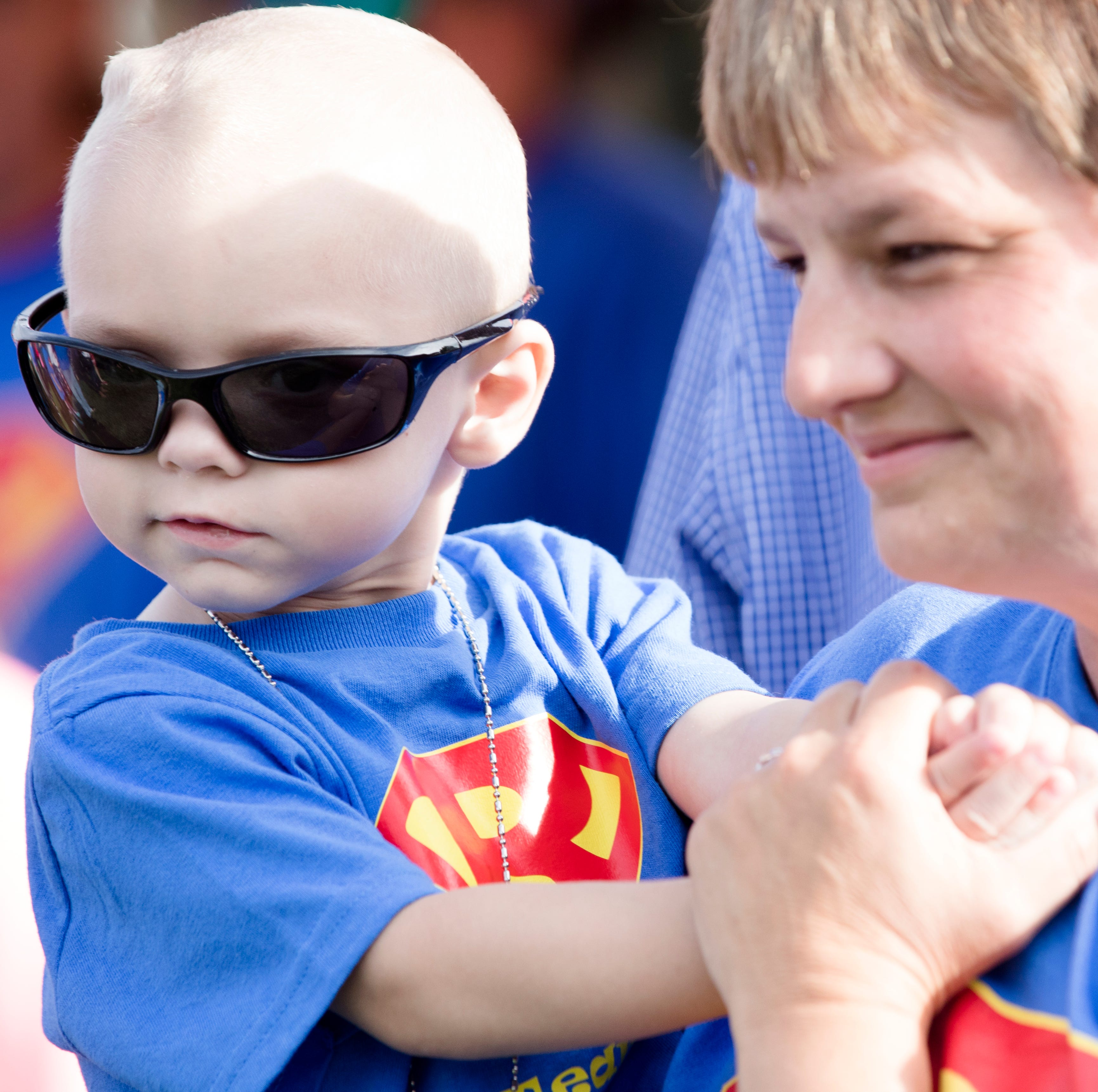 Brody Allen dies: 'Today heaven welcomed home our little super hero'