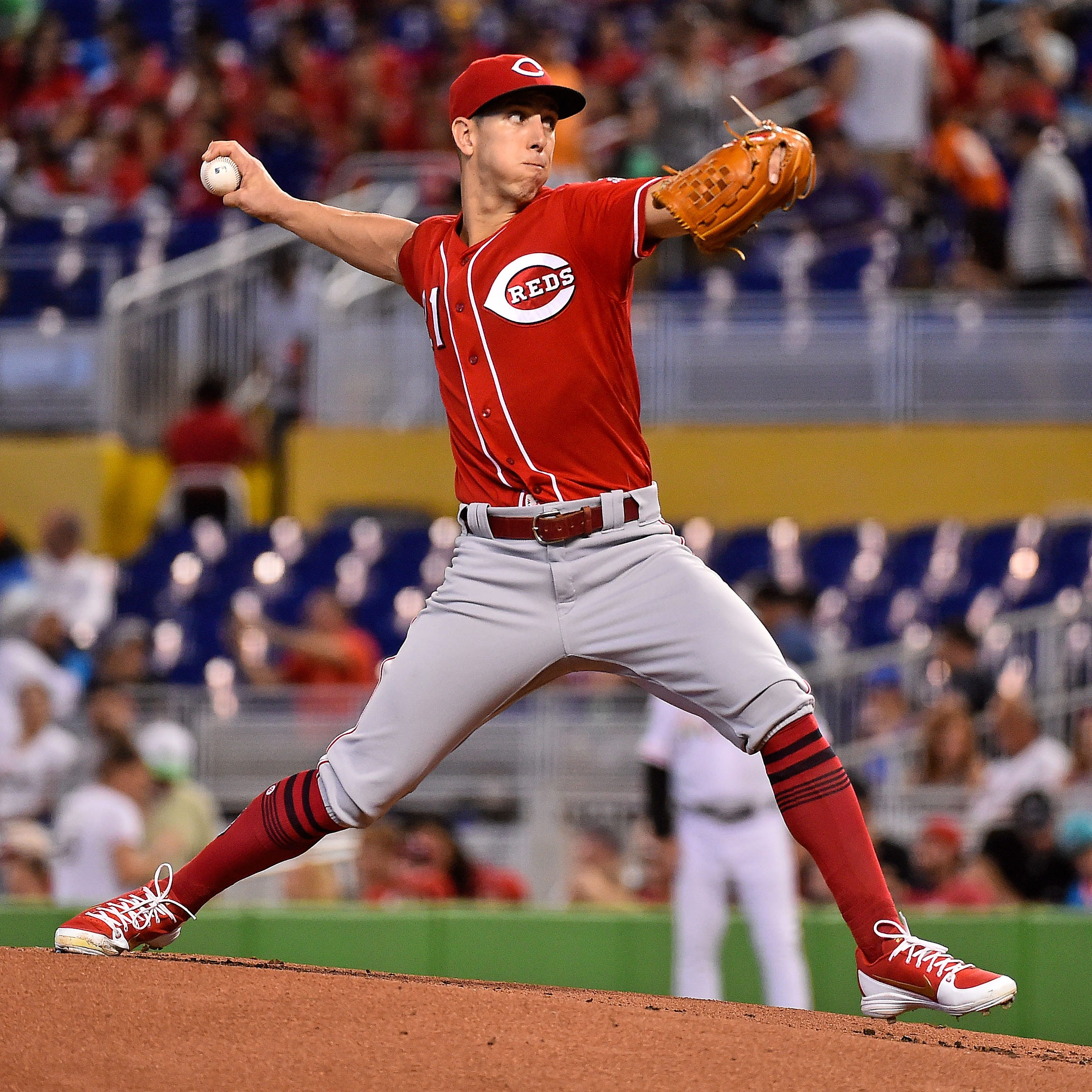 Cincinnati Reds interim manager Jim Riggleman: It's a new era for starting pitchers