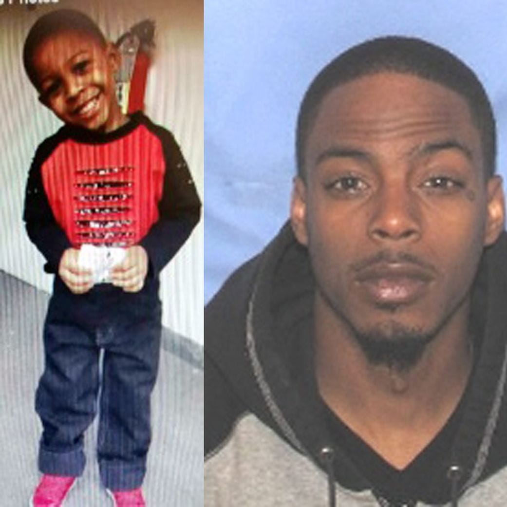 Police: Missing 4-year-old could be in danger, last seen with noncustodial father