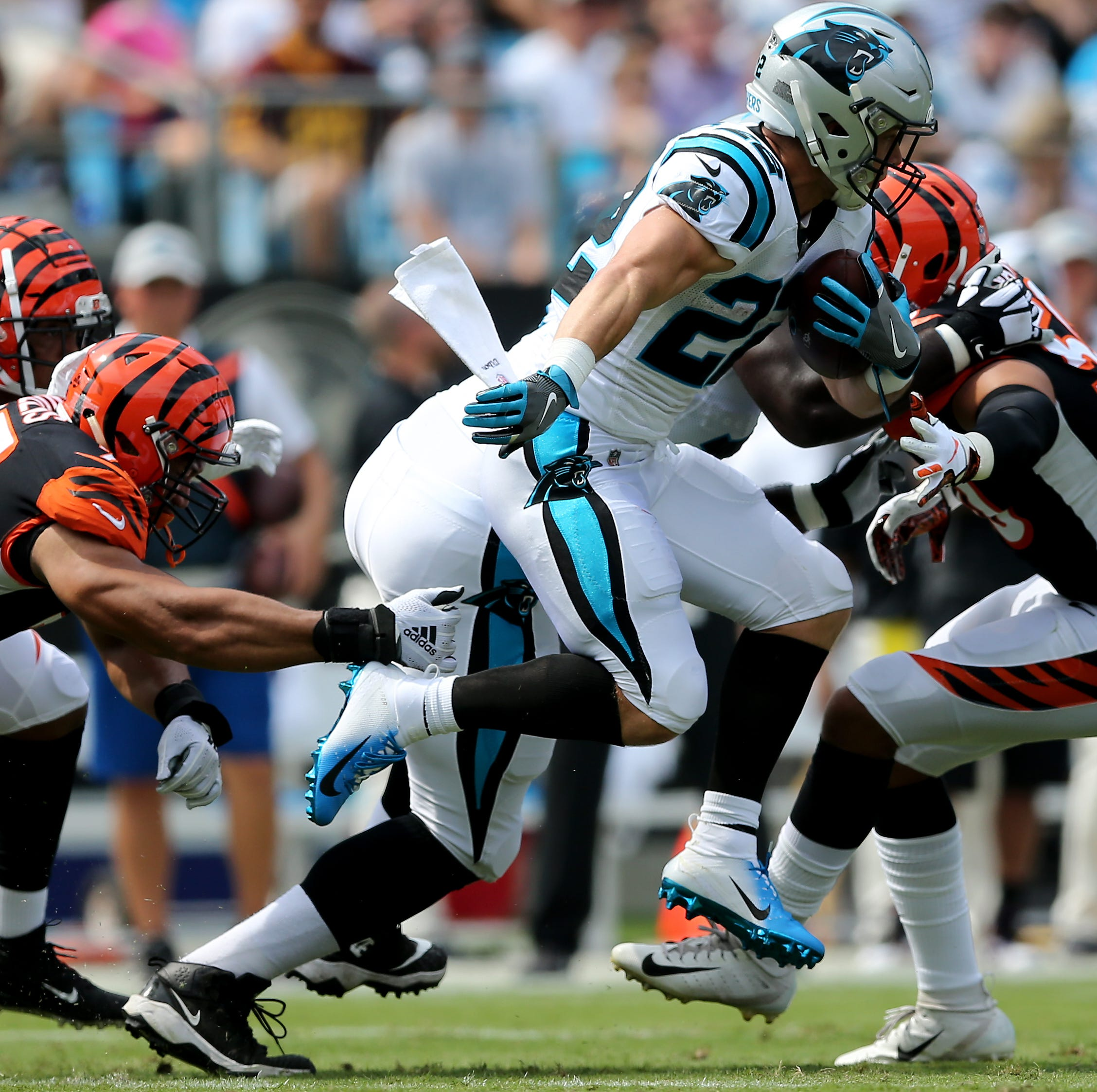 Cincinnati Bengals defensive coordinator Teryl Austin: 'It's on me'