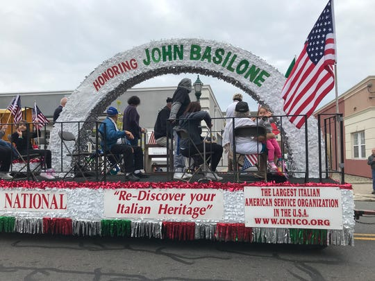 The life and legacy of John Basilone, the hometown hero who was awarded the Medal of Honor for heroism during World War II, was celebrated with a series of special events Sept. 21 through 23 including the 37th annual John Basilone Memorial Parade in Raritan Borough on Sunday. Hundreds lined the parade route to honor the many veterans, organizations, town leaders, military personnel, marching bands and bagpipe corps march through the borough.