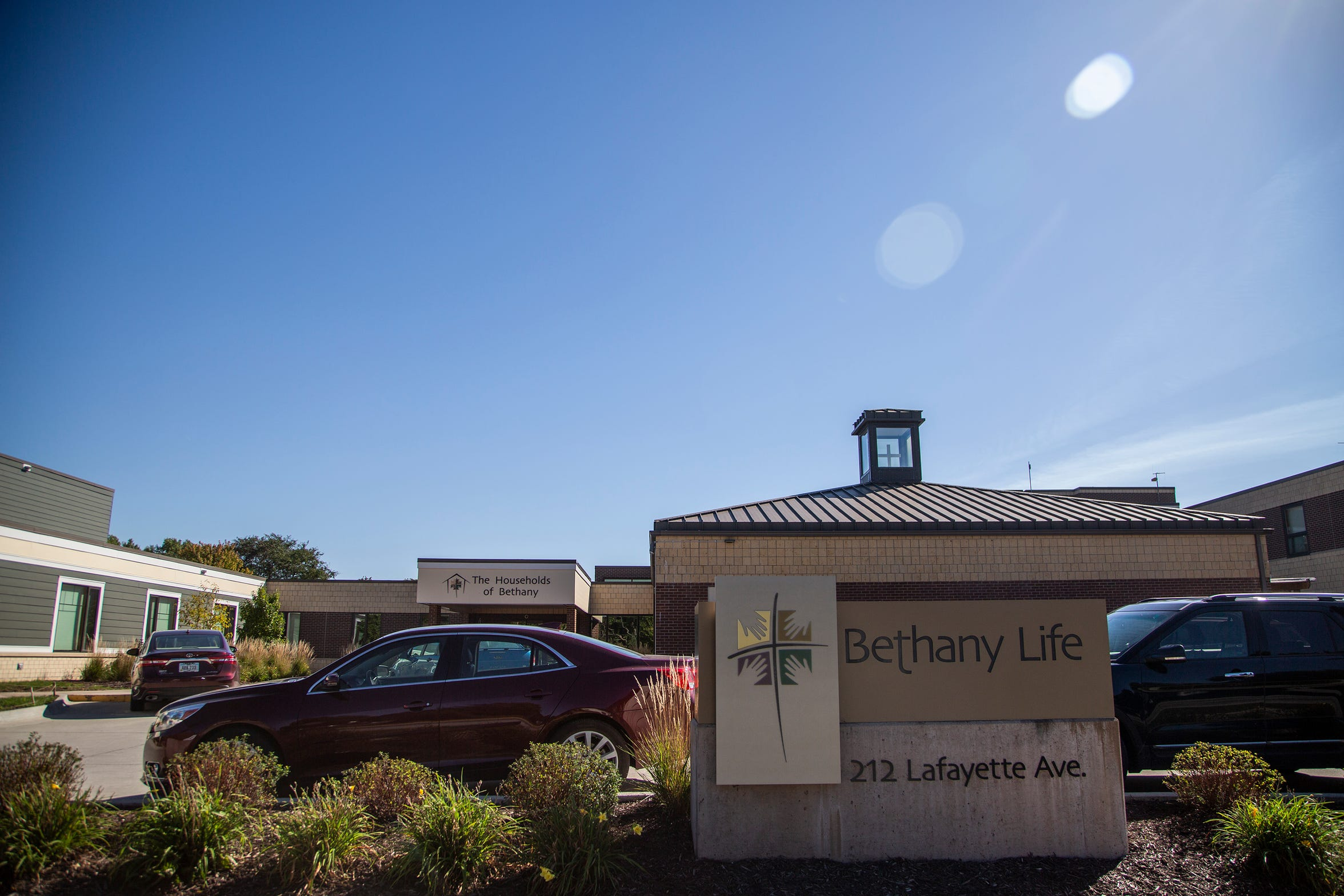 Bethany Life nursing home on Sunday, Sept. 23, 2018 in Story City. Bethany Life is one of a decreasing number of care facilities offering services to patients with dementia.