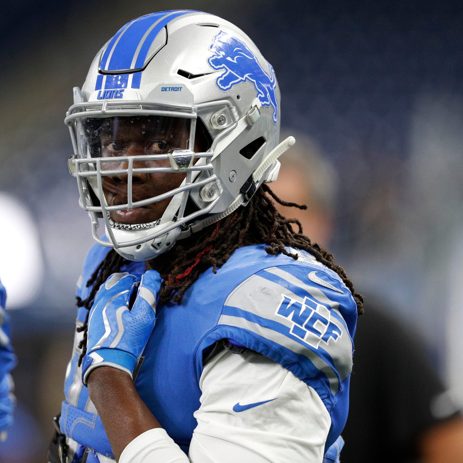 Lions' Ziggy Ansah: I wouldn't wish what I've gone through on anybody