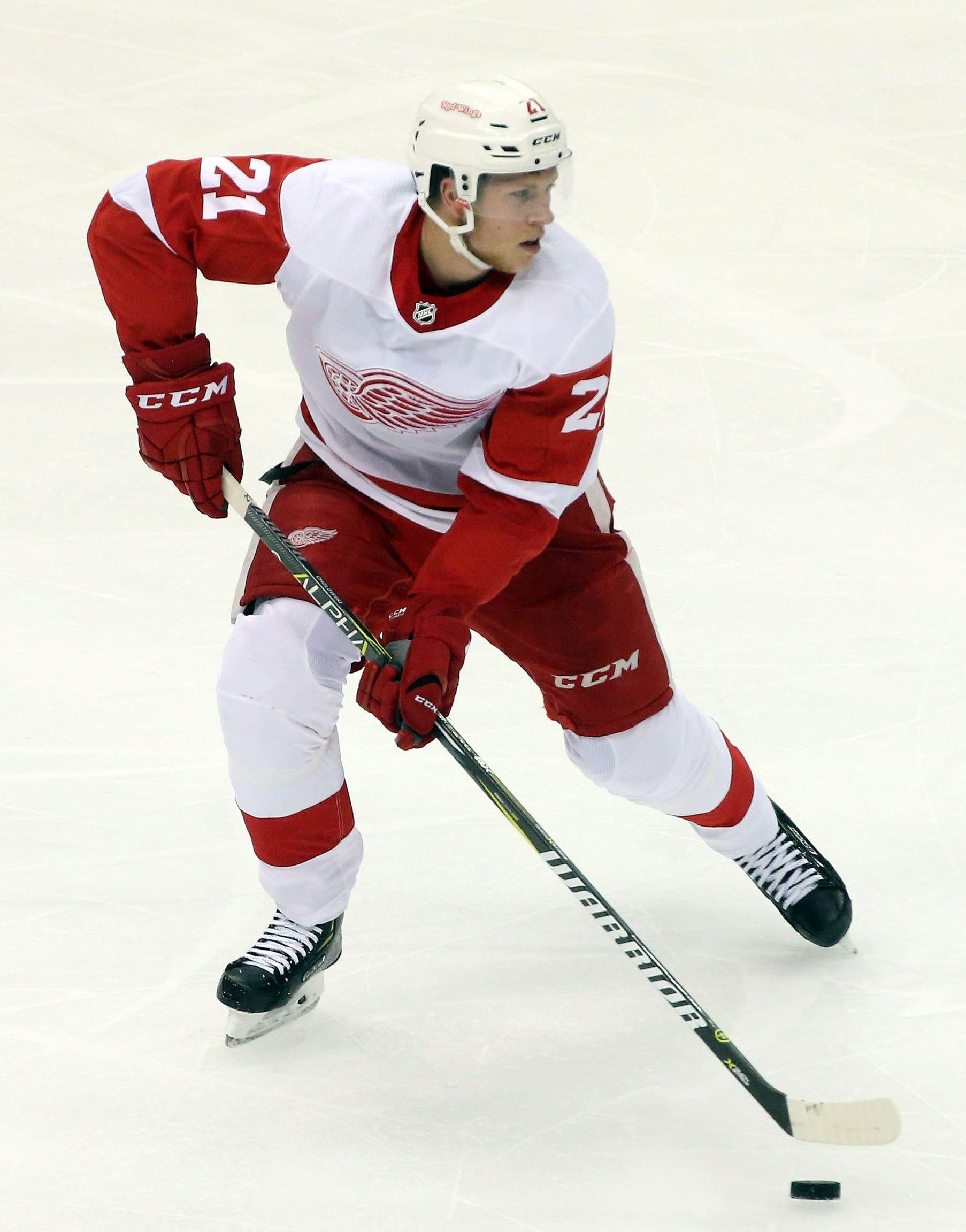 Nhl Preseason Detroit Red Wings At Pittsburgh Penguins