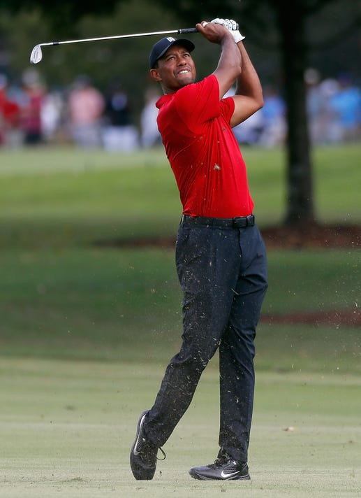 42b4bfd7153729 Tour Championship Final Round. Tiger Woods ...