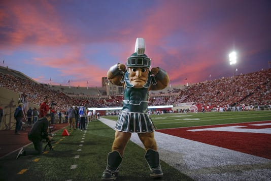 Sparty mascot, Michigan State mascot
