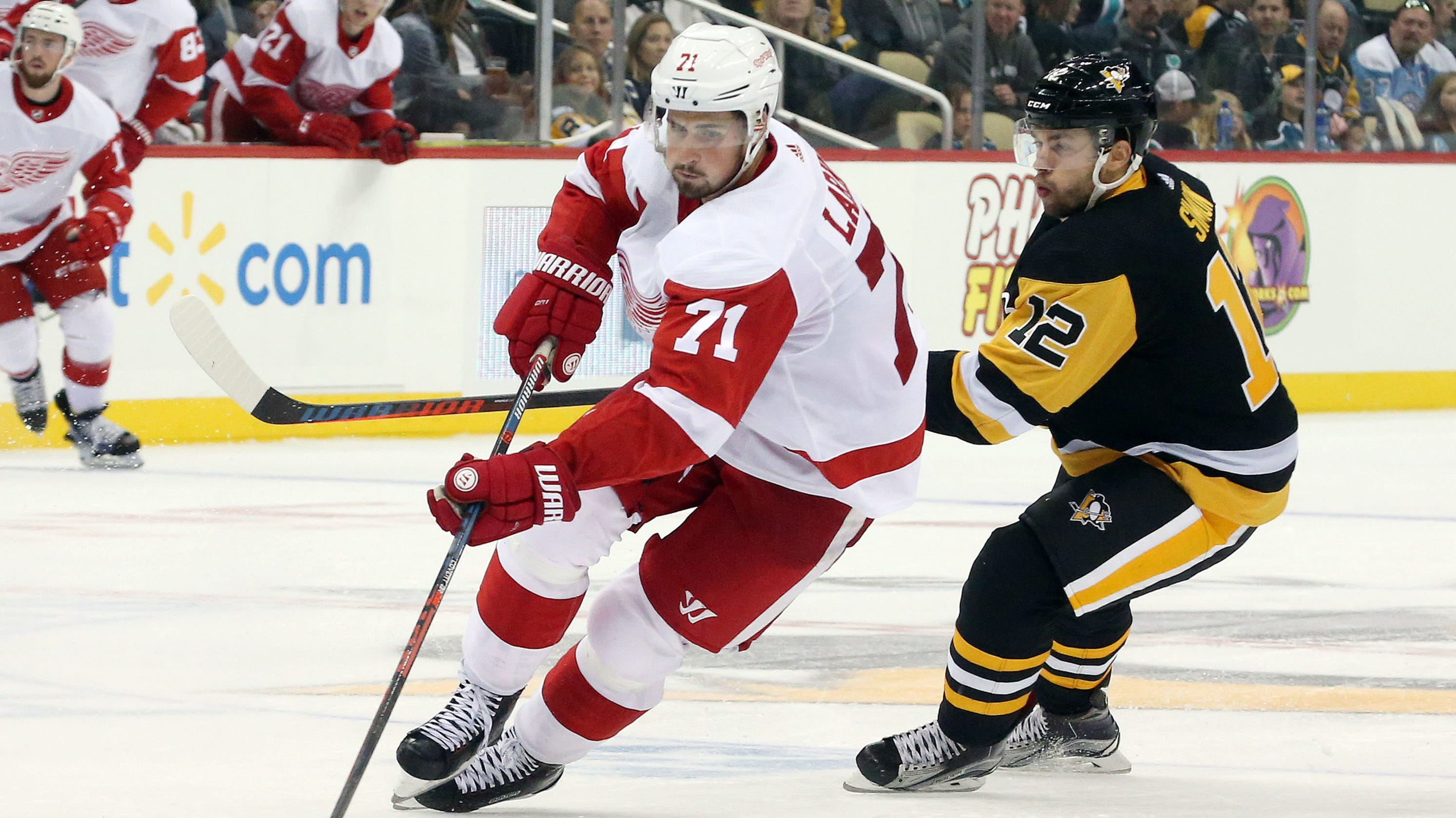 Detroit Red Wings will name a third alternate captain; who?
