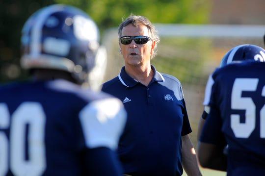 Detroit Loyola head coach John Callahan
