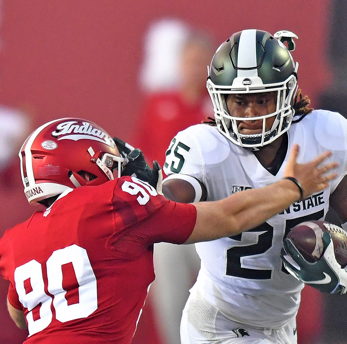 Michigan State: Five things we learned vs. Indiana