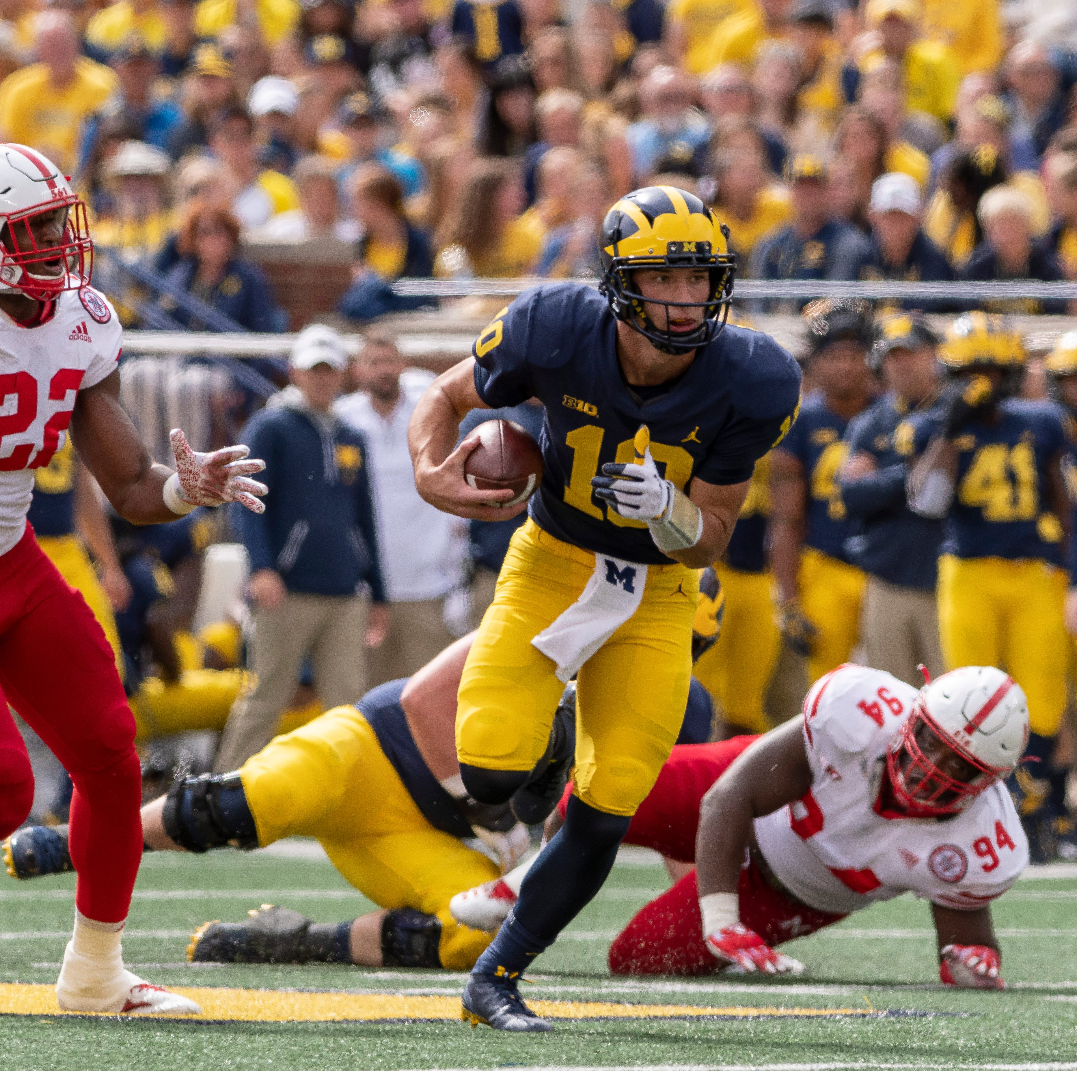 Michigan: Five things we learned vs. Nebraska