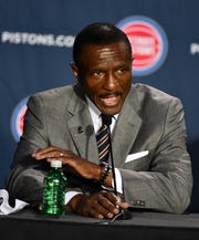 New Pistons head coach Dwane Casey improved the Raptors' win total in six of his seven seasons in Toronto.