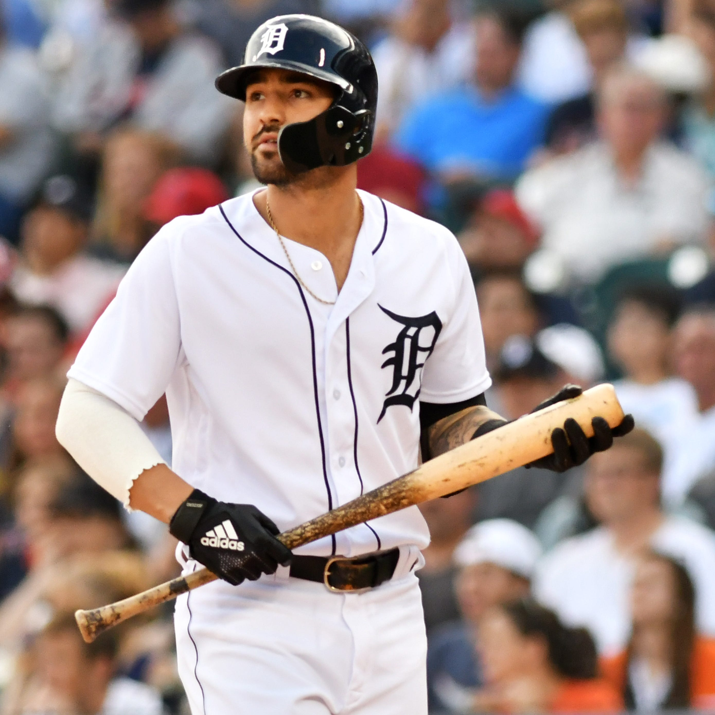 Tigers' Nick Castellanos finishing bountiful season with a flourish