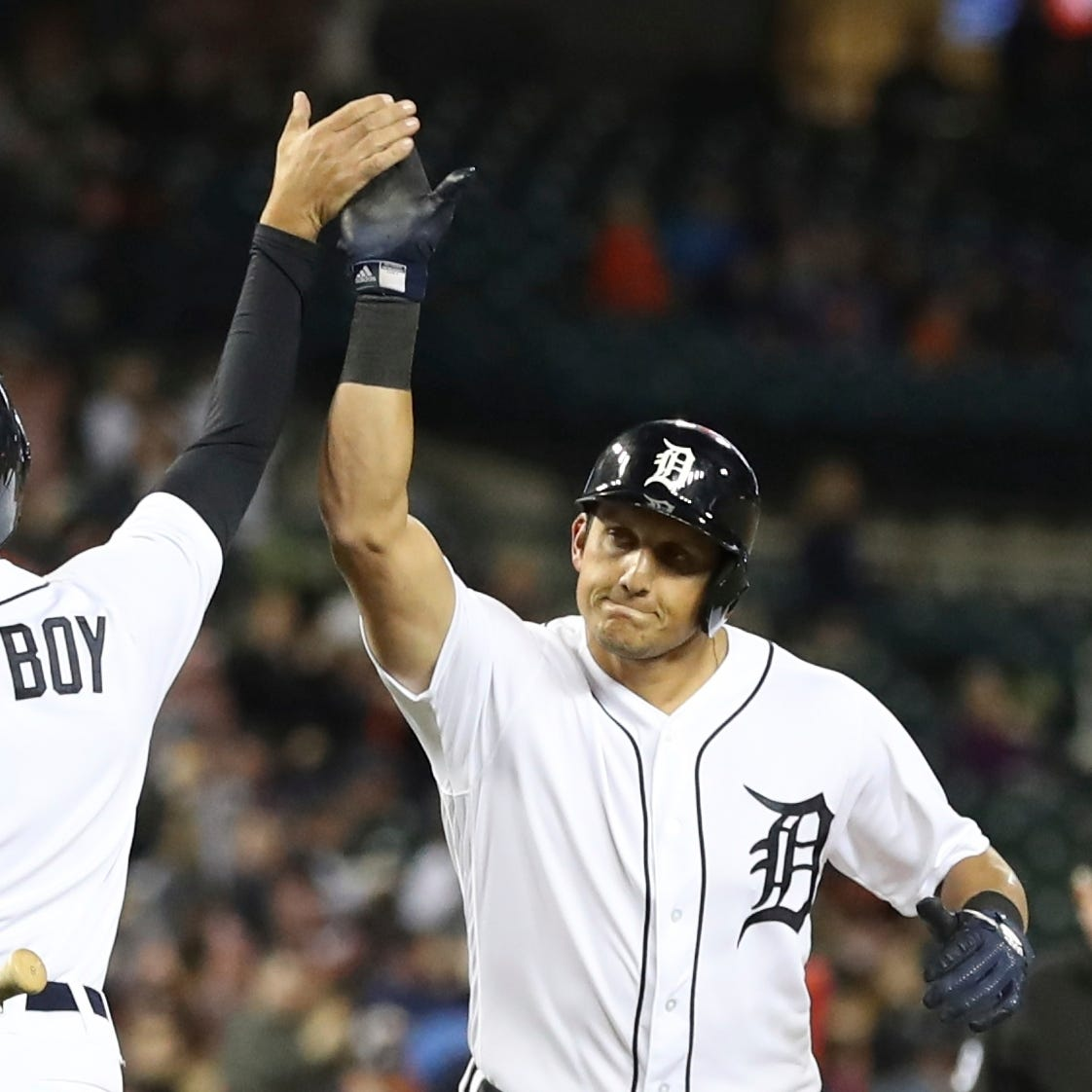 Tigers send Martinez out with a spirited performance, top Royals