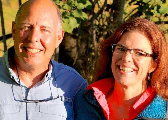 """""""Driving Miss Norma"""" husband and wife authors Tim Bauerschmidt and Ramie Liddle will be in Fond du Lac for two programs on Tuesday, Oct. 2. Both are free; no registration required. 1 p.m.: """"Leaving a Meaningful Legacy;"""" 6 p.m.: """"Yes to Living."""" Books for sale and signing will be available at both programs."""