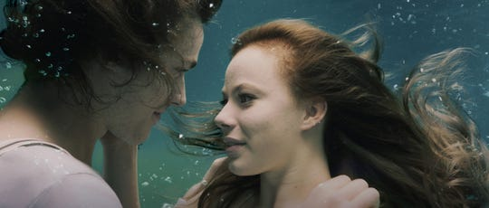 """""""Lacrimosa,"""" a love story set in ever-changing surreal landscapes, is one of the nine short films featured in the MANHATTAN SHORT Film Festival at the Fond du Lac Public Library at 6 p.m. Wednesday, Oct. 3, and repeated at 1 p.m. Sunday, Oct. 7. Free. No registration."""