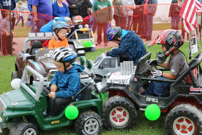 This past weekend, Clyde hosted its 32nd annual Clyde Fair, which among the many festivities included the return of the Power Wheels Demo Derby.