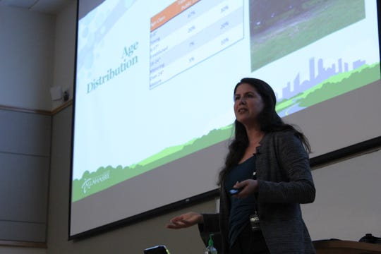 Tallahassee's Urban Forester, Mindy Mohrman, discusses what's ahead for the city's tree management.