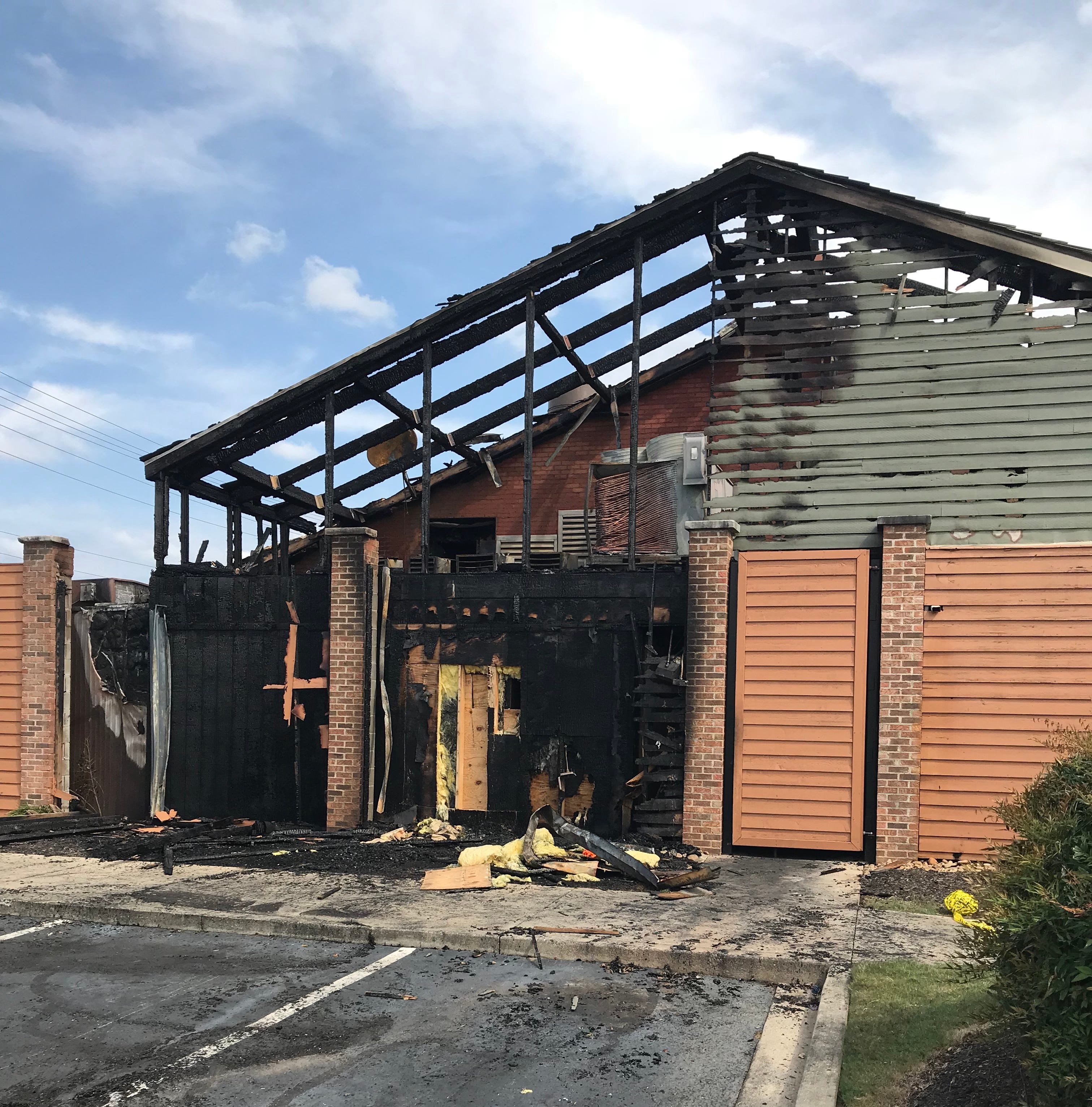 Rafferty's fire in Greenville likely accidental, battalion chief says; restaurant was full