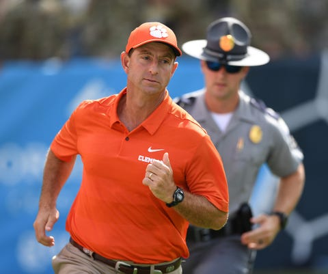Clemson football: Dabo Swinney contract comes with long ...