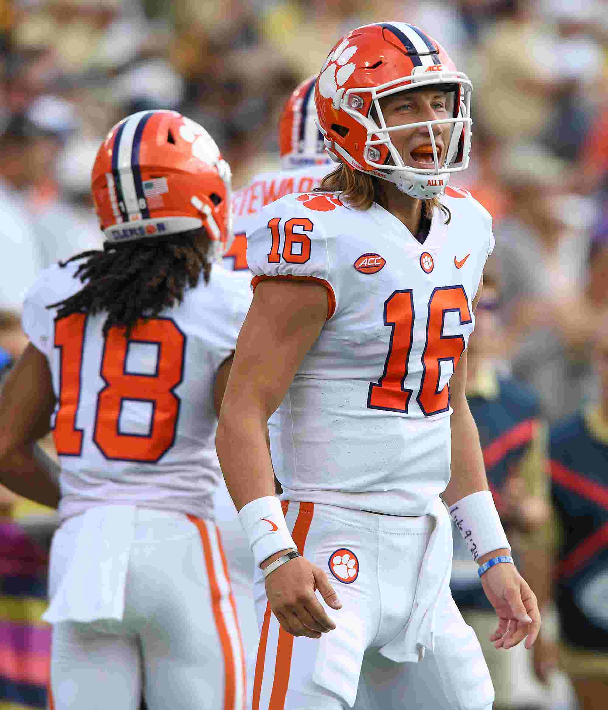 Clemson Football Countdown: Who benefits from QB Trevor ...
